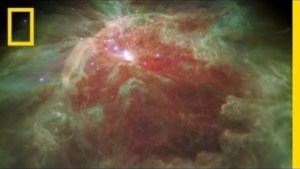 Video: Fly Through a Star-Studded Nebula In a New 3-D Visualization